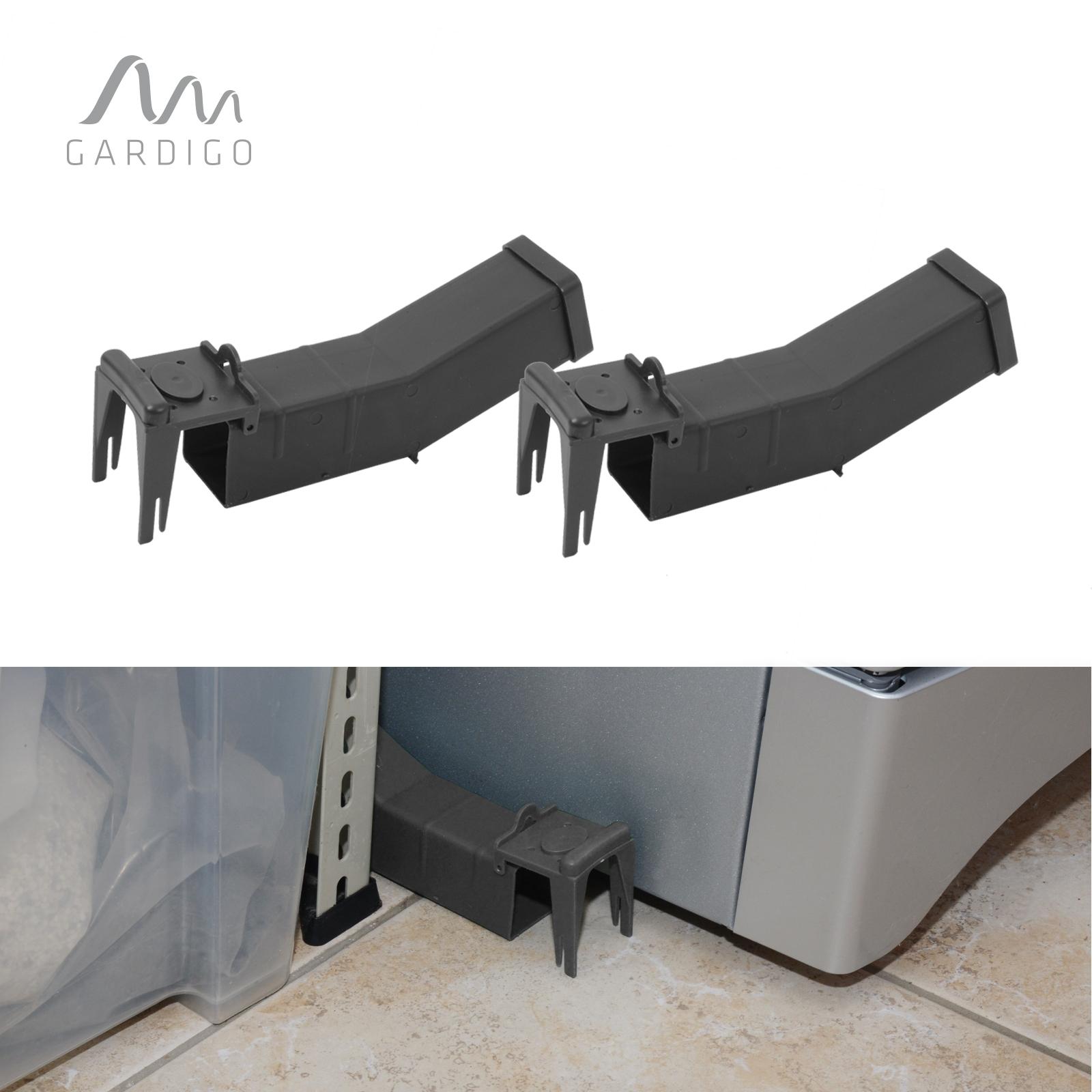 wippmausefalle 2er set lebendfalle m usefalle maus wipp falle lebendmausefalle ebay. Black Bedroom Furniture Sets. Home Design Ideas